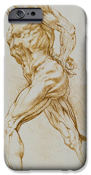 Nudes iPhone 6s Case - Anatomical Study by Rubens