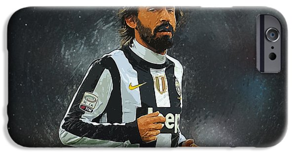 Andrea Pirlo IPhone 6s Case
