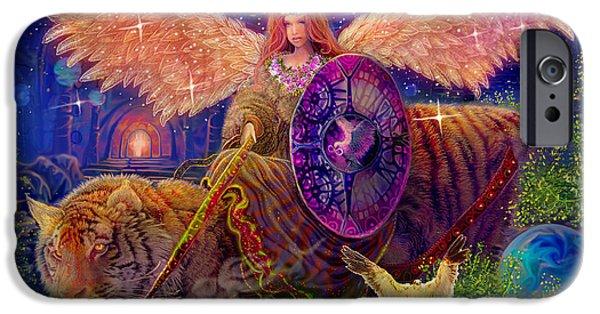 Angel Tarot Card Angel Fairy Dream IPhone 6s Case