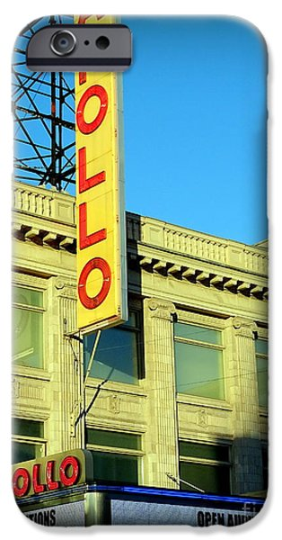 Apollo Theater iPhone 6s Case - Apollo Vignette by Ed Weidman