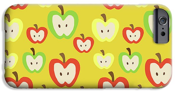 Apples IPhone 6s Case by Nicole Wilson