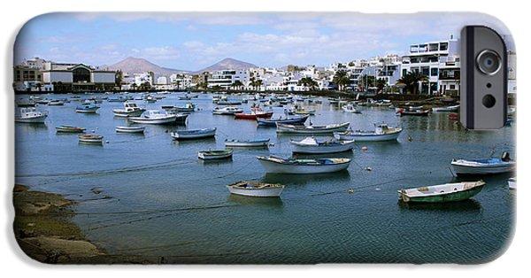 Arrecife - Lanzarote IPhone 6s Case by Cambion Art
