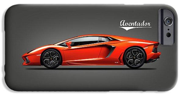 Lamborghini Aventador IPhone 6s Case