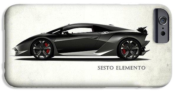 Lamborghini Sesto Elemento IPhone 6s Case