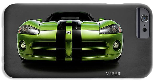 Dodge Viper IPhone 6s Case by Mark Rogan