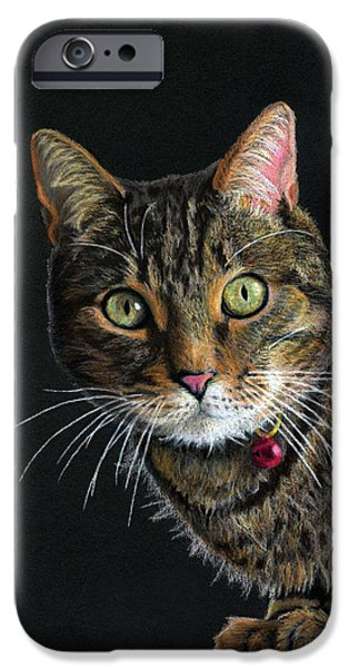 Color Pencil iPhone 6s Case - Mesmer Eyes by Sarah Batalka