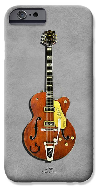 Gretsch 6120 1956 IPhone 6s Case by Mark Rogan