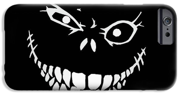Largemouth Bass iPhone 6s Case - Crazy Monster Grin by Nicklas Gustafsson