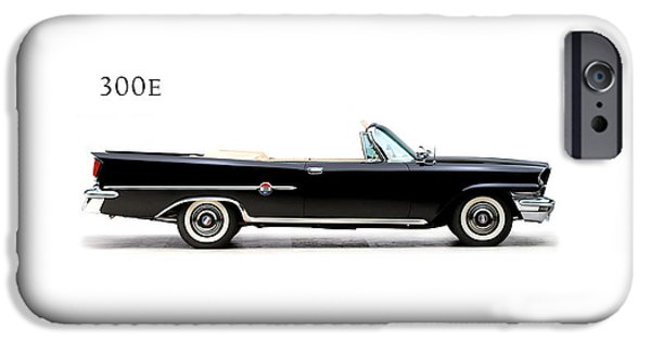 Car iPhone 6s Case - Chrysler 300e 1959 by Mark Rogan