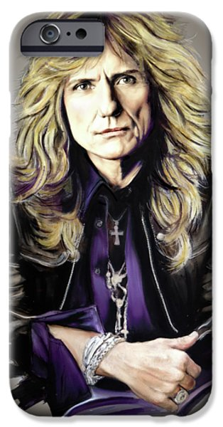 David Coverdale IPhone 6s Case