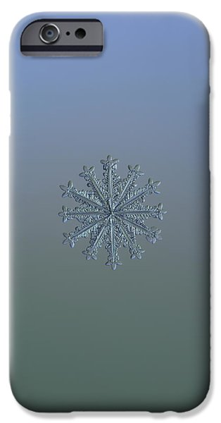 Snowflake Photo - Wheel Of Time II IPhone 6s Case