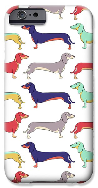 Dachshunds IPhone 6s Case