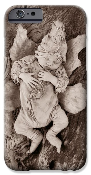 Fairy iPhone 6s Case - Driftwood Fairy by Anne Geddes