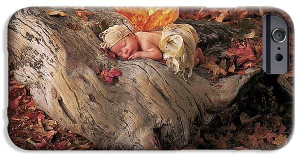Fairy iPhone 6s Case - Woodland Fairy by Anne Geddes