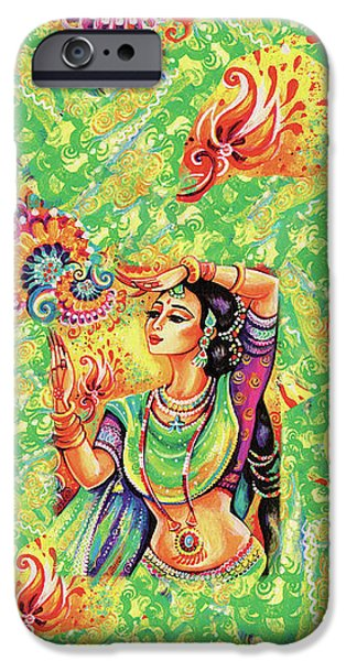 IPhone 6s Case featuring the painting The Dance Of Tara by Eva Campbell