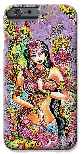 IPhone 6s Case featuring the painting Kuan Yin by Eva Campbell