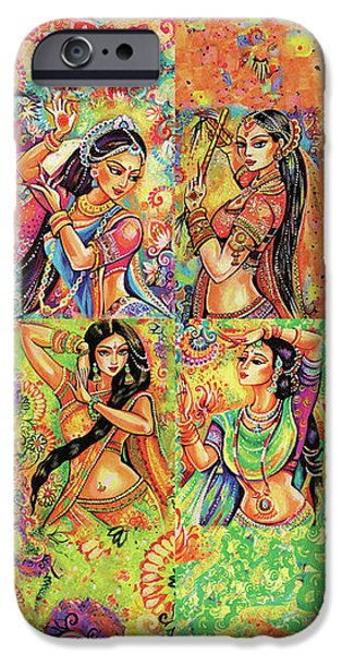 IPhone 6s Case featuring the painting Magic Of Dance by Eva Campbell