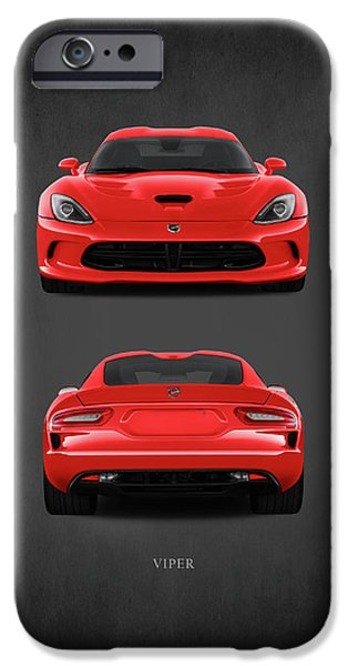 Viper IPhone 6s Case by Mark Rogan