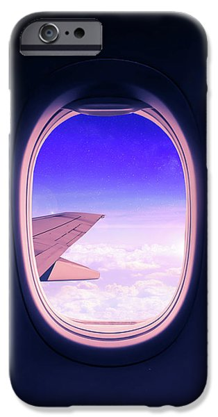 Airplane iPhone 6s Case - Travel The World by Nicklas Gustafsson