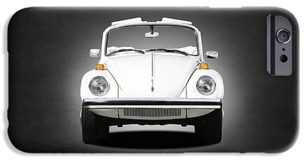 Beetle iPhone 6s Case - Volkswagen Beetle by Mark Rogan