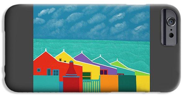 iPhone 6s Case - Aruba Fantasy  by Synthia SAINT JAMES