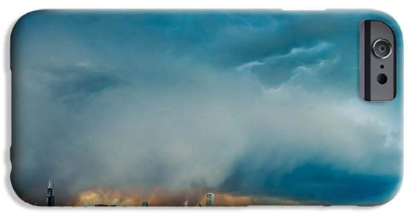 Attention Seeking Clouds IPhone 6s Case by Cory Dewald