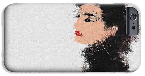 Audrey Hepburn IPhone 6s Case by Miranda Sether