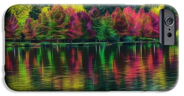 Autumn At Green Lake Seattle IPhone 6s Case