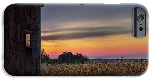 IPhone 6s Case featuring the photograph Autumn Glow by Bill Wakeley