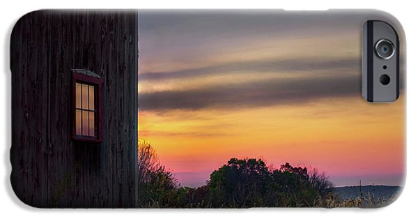 IPhone 6s Case featuring the photograph Autumn Glow Square by Bill Wakeley