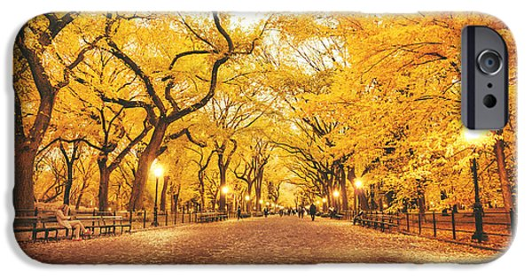 New Leaf iPhone 6s Case - Autumn by Vivienne Gucwa