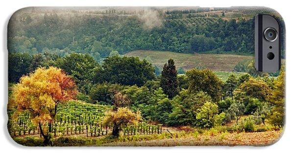 Autumnal Hills IPhone 6s Case
