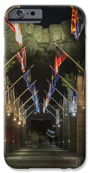 Avenue Of Flags IPhone 6s Case by Juli Scalzi