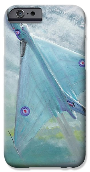 Avro Vulcan B1 Night Flight IPhone 6s Case by Vincent Alexander Booth
