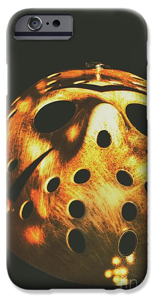 Hockey iPhone 6s Case - B Grade Madness by Jorgo Photography - Wall Art Gallery