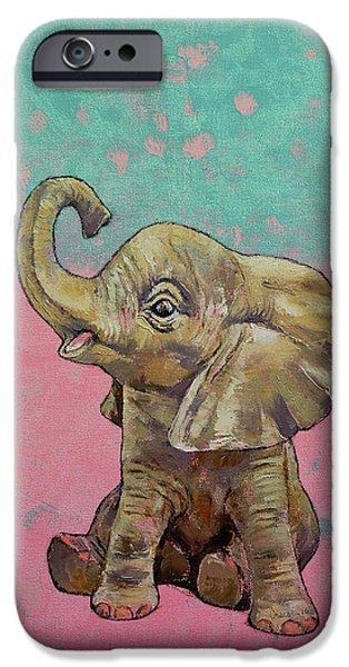 Baby Elephant IPhone 6s Case