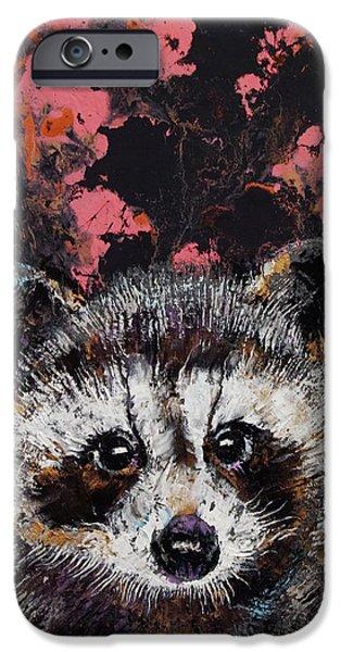 Baby Raccoon IPhone 6s Case