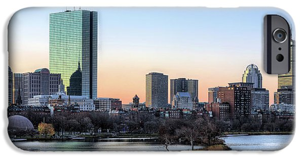 Back Bay Sunrise IPhone 6s Case by JC Findley