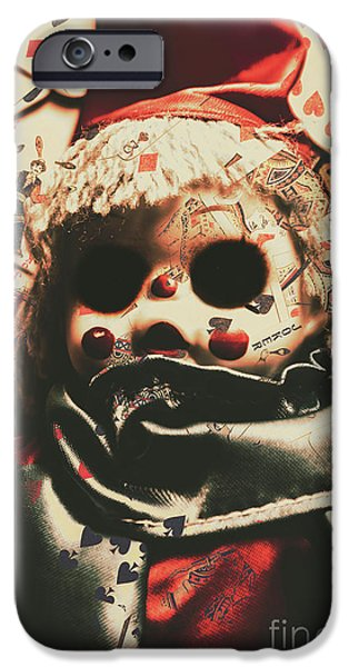 Magician iPhone 6s Case - Bad Magic by Jorgo Photography - Wall Art Gallery
