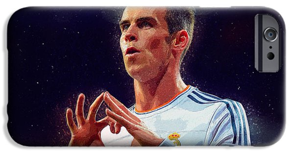 Bale IPhone 6s Case by Semih Yurdabak