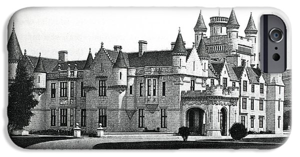 Balmoral Castle  IPhone 6s Case by English School