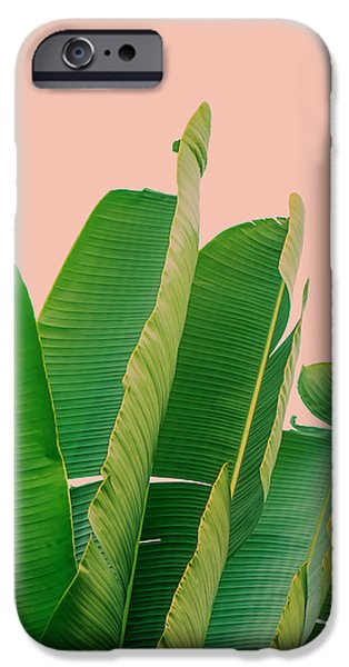 Banana Leaves IPhone 6s Case by Rafael Farias