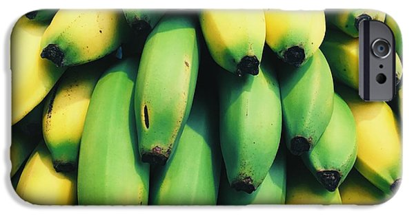 Bananas IPhone 6s Case by Happy Home Artistry