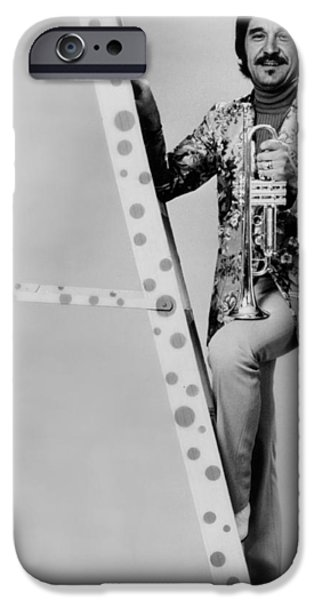 Band Leader Doc Severinson 1974 IPhone 6s Case by Mountain Dreams