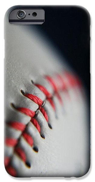 Baseball Fan IPhone 6s Case by Rachelle Johnston