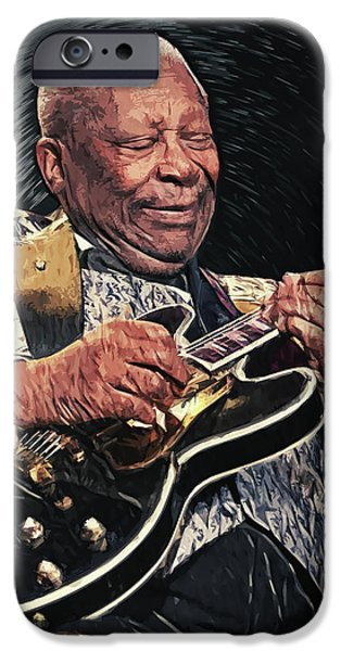 B.b. King II IPhone 6s Case