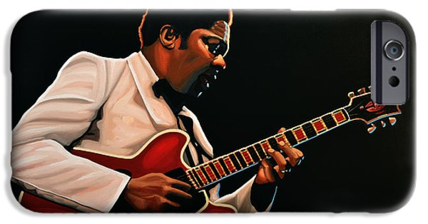 B. B. King IPhone 6s Case by Paul Meijering
