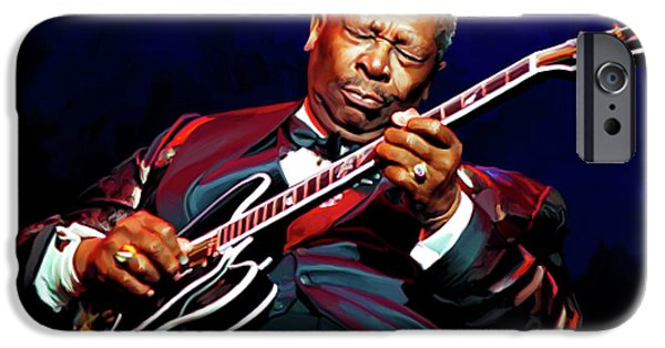 Bb King IPhone 6s Case