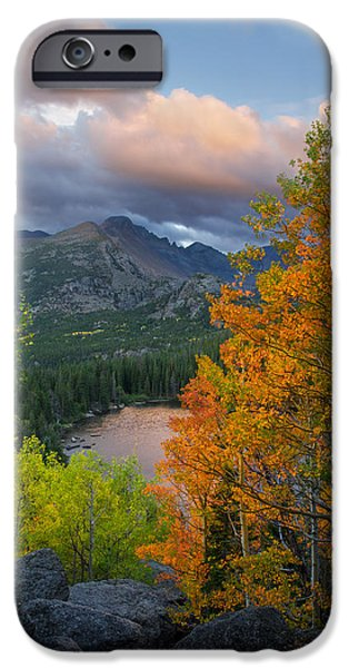 Bear Lake Autumn IPhone 6s Case by Aaron Spong