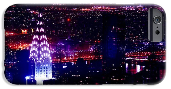 Beautiful Manhattan Skyline IPhone 6s Case by Az Jackson